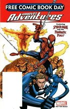 Marvel Adventures Spider-man / Fantastic Four (Free Comic Book Day) [Unknown ... - $2.44