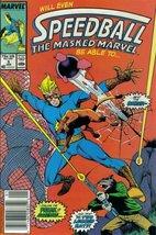 Speedball The Masked Marvel #5 : Beware the Basher (Marvel Comics) [Comi... - $2.44