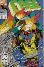 Cage #13 (Volume 1) [Comic] [Jan 01, 1993] Marc McLaurin - $2.44