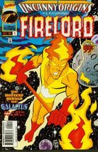 Uncanny Origins #4 featuring Firelord [Comic] [Jan 01, 1996] - $5.87