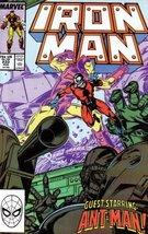 Iron Man #233 Guest Starring Ant-Man [Comic] [Jan 01, 1988] - $2.44