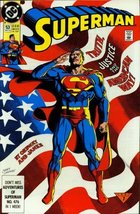 Superman 53 : Truth, Justice and the American Way [Comic] [Jan 01, 1991]... - $2.44