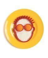 Gregg's Fried Eggs Shaper original Design Monkey Business Studio Home De... - €17,15 EUR