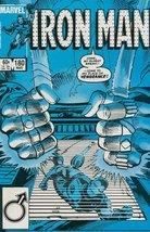 Iron Man (1st Series) #180 [Comic] [Jan 01, 1984] Denny O'Neil; Luke McD... - $2.44