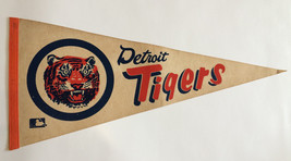 DETROIT TIGERS 1970s FULL PENNANT - $24.74