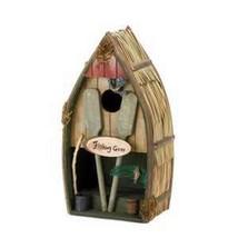 10015671 Song Bird Valley Fishing Gear Birdhouse - $13.95