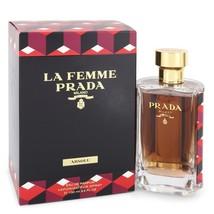 Prada La Femme Absolu Perfume 3.4 Oz Eau De Parfum Spray image 6