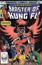 Master of Kung Fu Comic Book #118 Marvel Comics 1982 NEAR MINT - $6.89