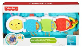 Fisher-Price Flip & Surprise Caterpillar for 6 months+ - $15.93