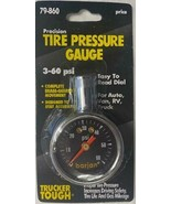 Barjan 79-860 Precision Tire Pressure Gauge 3-60PSI - $3.96