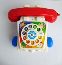 Toy Story - Fisher Price - Talking Telephone Chatter - FRENCH Speaking Only - $22.10