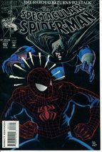 The Spectacular Spider-Man #207 : Screaming Crimson (Marvel Comics) [Paperbac... - $2.94
