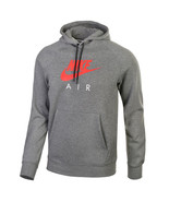 Nike 2016 Men's AS NSW Air Fleece Hoodie Sweatshirts Gray 810807-091 - $99.99