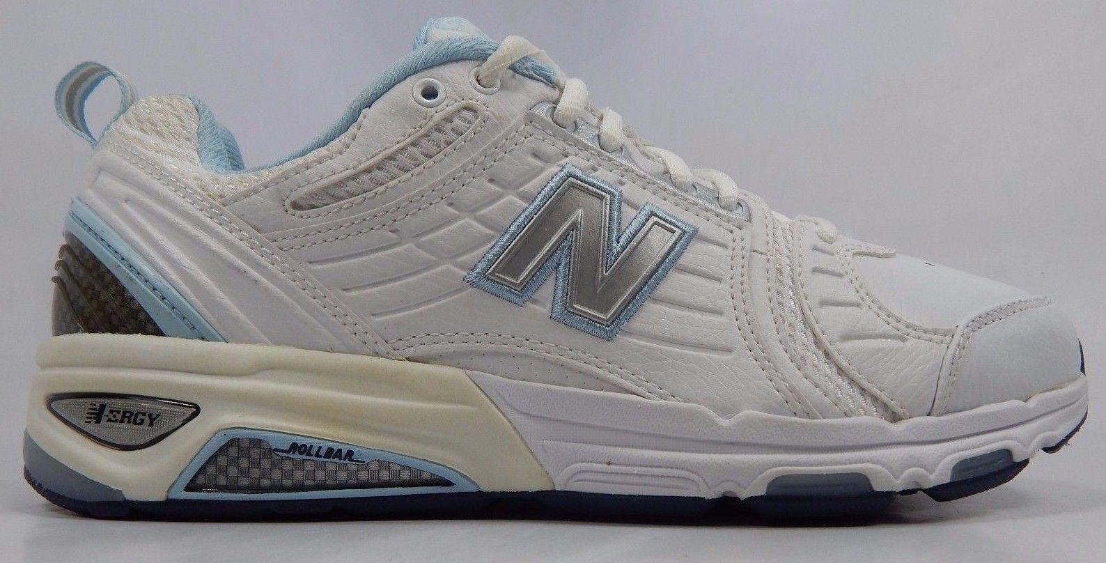 New Balance 856 Women's Cross Training Shoes Size US 9 2A NARROW EU 40.5 WX856WB