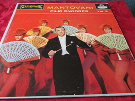 Mantovani Film Encores Record Album Volume 2 - $4.49