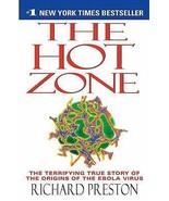 The Hot Zone : A Terrifying True Story by Richard Preston (1995, Paperba... - $0.99