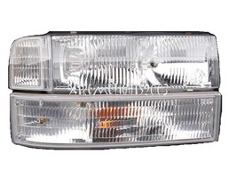 Fleetwood Pace Arrow Vision 1998 1999 Right Head Light Signal Lamps Headlight Rv - $108.90