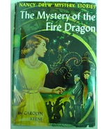 Nancy Drew Mystery of the Fire Dragon #38 1961A... - $185.00