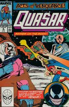 Quasar, Edition# 6 [Comic] [Jan 01, 1990] Marvel - $3.81