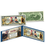 The American CIVIL WAR * 150th Anniversary *  OFFICIAL Legal Tender $2 U... - €11,66 EUR