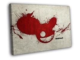 Deadmau5 Deadmaus Head DJ Joel Zimmerman 40x30 ... - $29.95