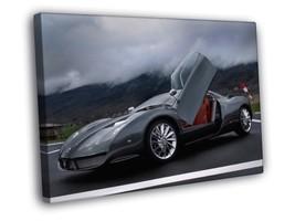 Spyker Cool Super Sport Car HDR Art 40x30 FRAME... - $29.95