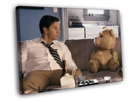 Ted Bear Beer Funny Couch Sofa Movie 40x30 FRAM... - $29.95