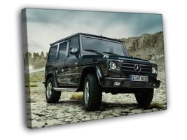 Mercedes-Benz Offroad Truck Jeep Cliffs 40x30 F... - $29.95