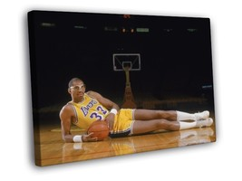 Kareem Abdul-Jabbar Lakers Basketball Legend 40... - $29.95