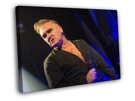 Morrissey poet musician 40x30 FRAMED CANVAS - $29.95