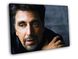 Al Pacino 40x30 FRAMED CANVAS - $29.95