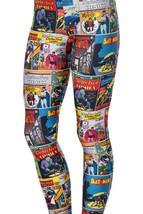 Women The Avengers Leggings Batman Yoga Pants Cartoon Tights Comics Span... - $21.99