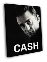 Johhny Cash Rock'n'Roll Country Legend Black & ... - $29.95