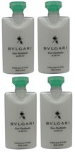Bvlgari au the vert Green Tea Body Lotion lot o... - $31.00