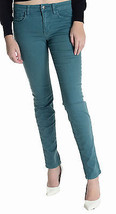 28 Joe's Spruce Teal Skinny 'Visionaire' Stretch Low-Rise 5-Pocket Style... - $53.46