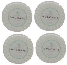 Bvlgari au the vert Green Tea Soap lot of 4 eac... - $23.00
