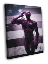USA Carnage Comics Book Cover Kids 30x20 FRAMED CANVAS - $19.95