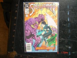 Spelljammer (No. 2) [Comic] [Jan 01, 1990] Mike Collins - £3.02 GBP