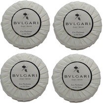 Bvlgari White Tea au the blanc lot of 4 ea 1.76... - $23.00