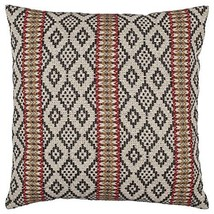 """Stone & Beam Mojave-Inspired Decorative Throw Pillow Cover and Insert, 20"""" x 20"""""""
