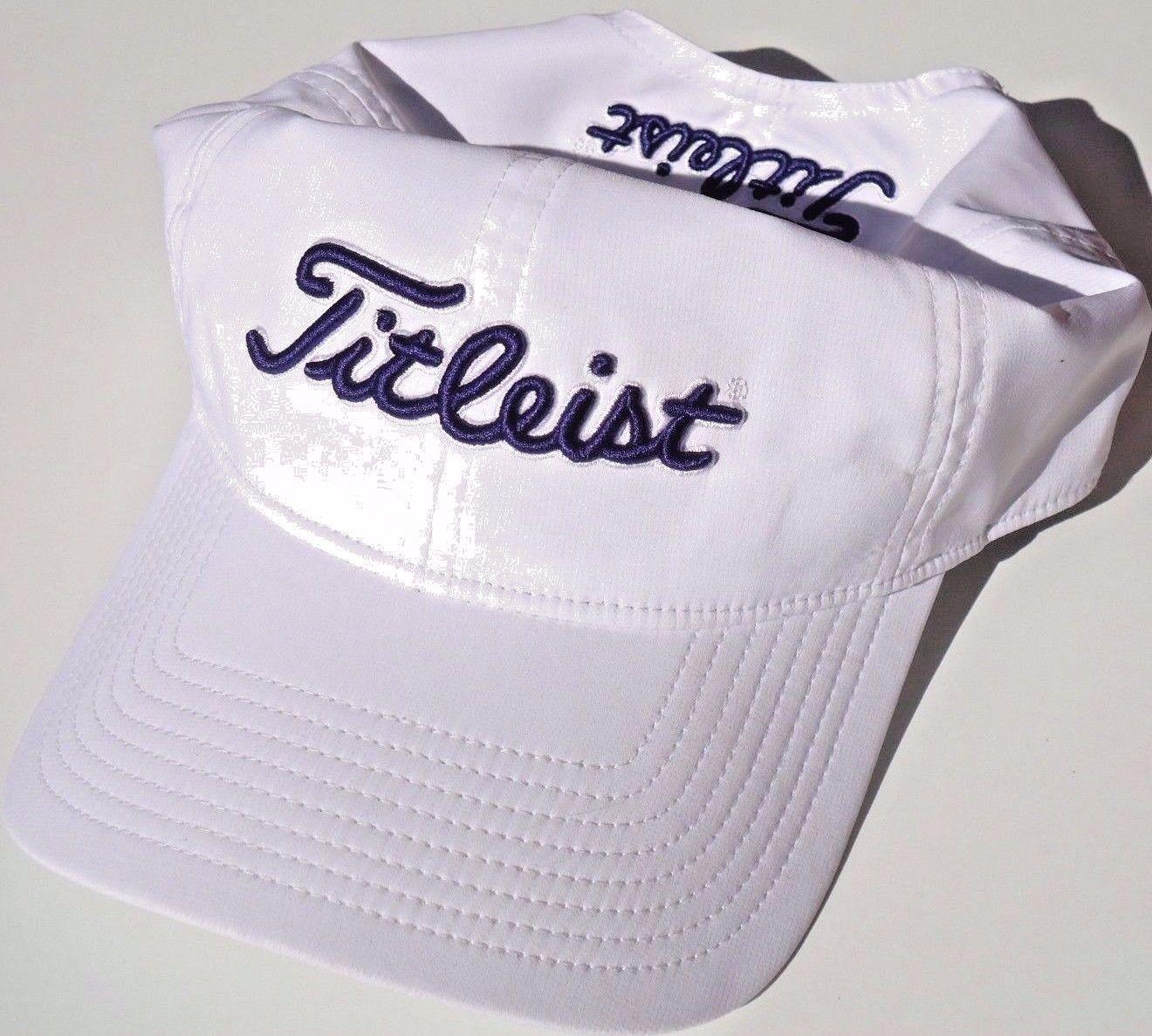 98ad33750 NEW! White/Purple Titleist Women's PRO-V1/FJ and 19 similar items