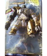 1996 McFarlane Cy-gor Figure with Shoulder Armor Missile - $15.00