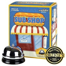 Sub Shop Board Game 2-4 Players Age 6+ Imagination Generation TCAR-201 - $22.75
