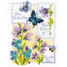 VERVACO  Голубые бабочки  PN-0146579 size 19\26 - $21.00