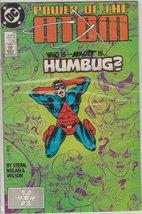 Power of the Atom # 10 (Bah Humbug!) [Comic] [Jan 01, 1989] - $2.44