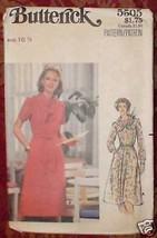 *Butterick Misses Princess Seamed Dress Pattern 16.5 - $4.19