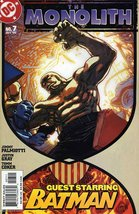 Monolith, The (DC), Edition# 7 [Unknown Binding] [Oct 01, 2004] - $4.66