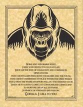 Gorilla Prayer                                 ... - $1.95