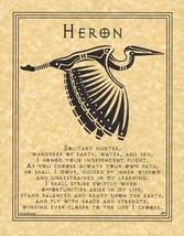 Heron Prayer                                   ... - $1.95