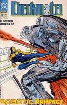 Checkmate (Comic) July 1990 No. 29 (Robotic Rampage) [Comic] [Jan 01, 1990] - £2.05 GBP
